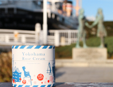 Yokohama Rose Cream [Package&Pamphlet]