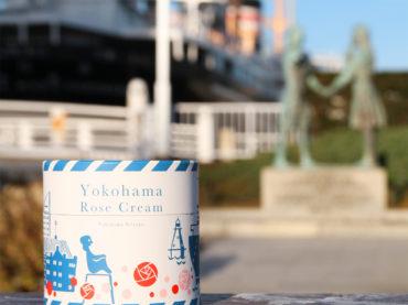 Yokohama Rose Cream [Package&Pamphlet]